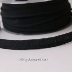 Passepoil uni noir