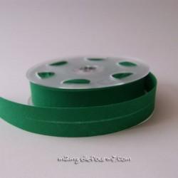 Biais uni vert chlorophyle