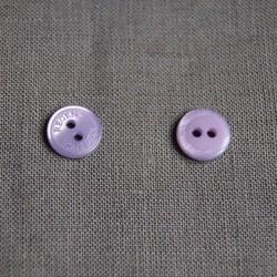 Bouton mini mauve pâle