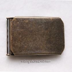 Boucle de ceinture 30 mm