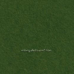 Feutrine vert gazon