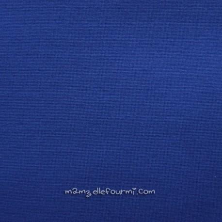Bord-côte bio bleu roi